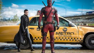 Ryan Reynolds Reveals Characters Who Were Almost In 'Deadpool' And Discusses R-Rated 'X-Force'