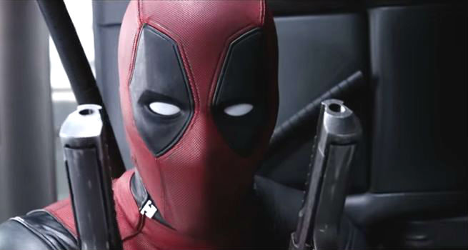How 'Deadpool' Features An Ultra-Subtle Copyright Violation (Almost)
