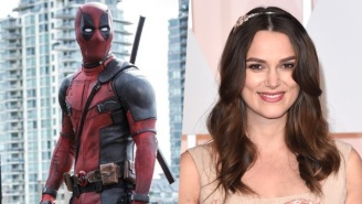 'Deadpool 2' Fan Art Imagines Keira Knightley As Cable And People Are Digging It