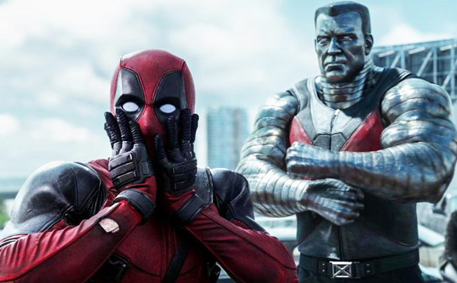 Deadpool Himself Responds To 'Deadpool' Being Nominated For A Major Award