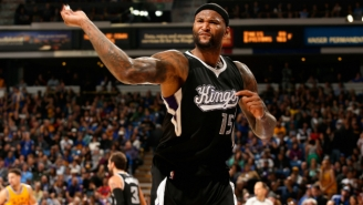 DeMarcus Cousins Publicly Blames His Suspension On George Karl, Not The Kings