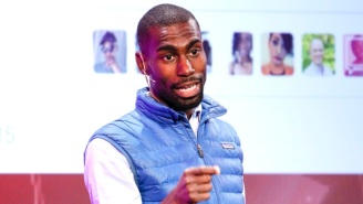 Black Lives Matter Activist DeRay Mckesson Hops Into The Baltimore Mayoral Race