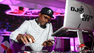 DJ Jazzy Jeff Talks World Tour With Will Smith, Culture of DJing, And Academy Awards Boycotts
