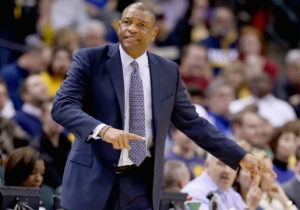 Doc Rivers Doesn't Have Time For 'Sh*tty Goals' Like Making The Conference Finals