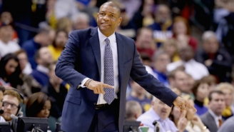 Doc Rivers' GM Strategy Was Brilliantly Mocked By An ESPN Analyst