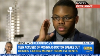 The Florida Teen Arrested For Impersonating A Doctor Speaks Out And This Story Just Gets More Insane