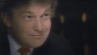 Let's Watch Possible Future President Donald Trump's Razzie-Winning 1989 Performance In 'Ghosts Can't Do It'