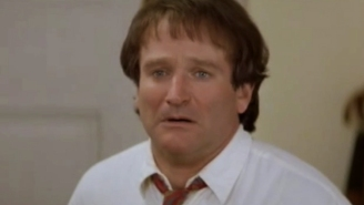 Holy Crap, These Recently Surfaced 'Mrs. Doubtfire' Deleted Scenes Are Depressing As Hell