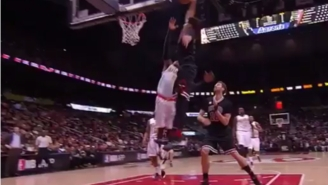 Paul Millsap Wasn't Ready For This Poster Dunk By Doug McDermott