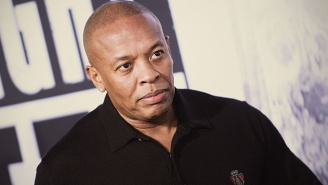 Dr. Dre Will Produce And Star In Apple's First Scripted Television Series