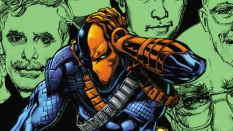 Deathstroke Fights A Swarm Of Bizarros In This Exclusive Preview