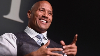 The Rock Married His Longtime Girlfriend Lauren Hashian In Hawaii