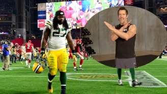 Eddie Lacy Becomes The Latest American To Try And Lose Weight With P90X