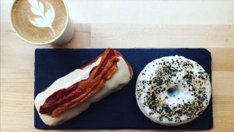 The Everything Donut Has Arrived, Bringing Us To The Pinnacle Of Food Fusion