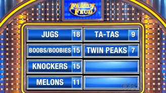 This Question On Last Night's 'Family Feud' Perfectly Sums Up 'Family Feud' Now