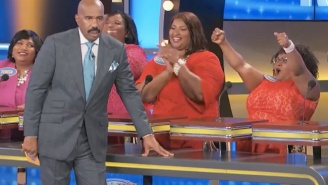 Find Out Why This 'Family Feud' Contestant Wants To 'Pee All Over' Her Ex