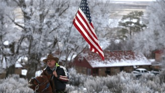 The FBI Surrounds The Remaining Oregon Militia Members For A Final Standoff