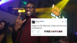 Warriors Center Festus Ezeli Confused Which Manning Won Super Bowl 50