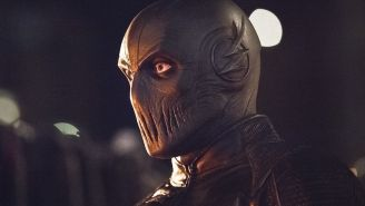 So 'The Flash' unmasked Zoom. Yay?