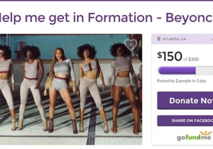 Beyonce Fans Are Setting Up GoFundMe Pages For Tour Tickets And People Are Actually Donating