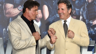 Frank Stallone Thinks His Brother Sylvester Not Winning An Oscar Is 'Total Hollywood Bullsh*t'