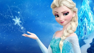 A 'Frozen 2' Internet Campaign Wants To Make Elsa Disney's First LGBT Princess