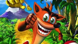 Sony May Be Teasing The Return Of Their Marsupial Mascot, Crash Bandicoot