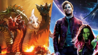 The New 'Dungeons & Dragons' Movie Wants To Be A Fantasy Version Of 'Guardians Of The Galaxy'