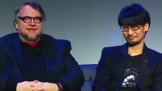 Guillermo Del Toro Says He'll Do Whatever Hideo Kojima Wants, Teases Another Collaboration