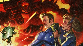 'Fallout 4: Automatron' Has A Release Date And A Big Bad Battling Robot-Packed Trailer