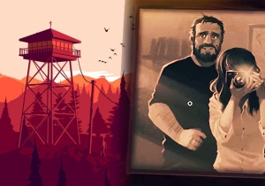 The First Day Of 'Firewatch' Delivers Creepy Caves, Skinny Dippers, And Plenty Of Snappy Dialogue