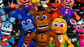 The Poorly-Received 'Five Nights At Freddy's' RPG Has Been Re-Released For Free