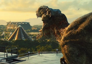 Find Out What Was And Wasn't Real In This Revealing 'Jurassic World' Special Effects Montage