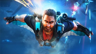 The First 'Just Cause 3' DLC Expansion Unleashes The Jet Packs And Deadly Drones