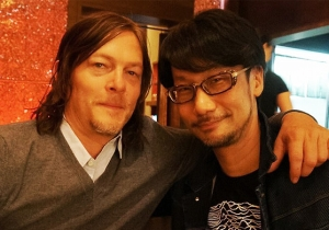 Norman Reedus Roasted Konami After His New Game For Sony Was Announced