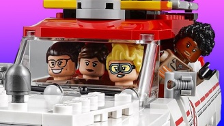LEGO Set For The New 'Ghostbusters' Reveals One Of The Movie's Ghosts And A Possible Plot Point