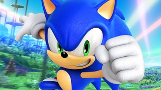 Sony Is Reportedly Planning A Live Action-Animation Hybrid 'Sonic The Hedgehog' Movie