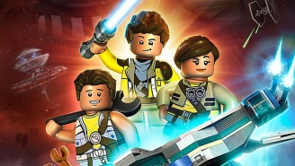 A New 'LEGO Star Wars' Animated Series About A Family Of Scrappy Scavengers Is Coming To Disney XD