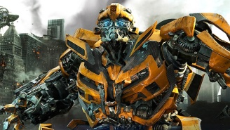2018's 'Transformers' Movie Will Be A Spinoff Starring The Lovable Bumblebee