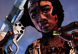 The First 6 Minutes Of 'The Walking Dead: Michonne' Delivers Painful Memories And Extreme Violence
