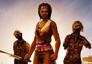 'The Walking Dead: Michonne' Launch Trailer Introduces The Supporting Cast And Possible Villain
