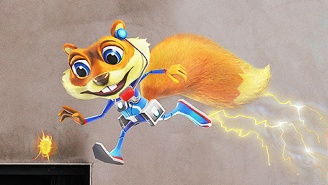 Microsoft Has Unveiled The First HoloLens Games, Including A New Rough-Looking 'Conker' Title