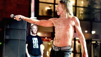 Iggy Pop Hints At A Finite End To His Legendary Proto-Punk Career