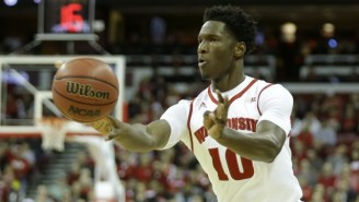 A Wisconsin Star Went Off On The NCAA And Its Use Of 'A Million Different Basketballs'