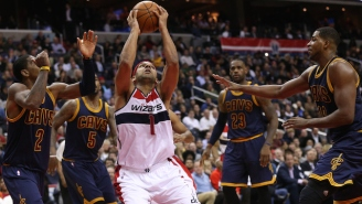 The Cavaliers Reportedly Want Jared Dudley, But The Wizards Aren't Budging