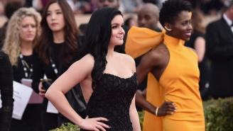 Ariel Winter Is 'Not Ashamed' To Wear A Dress That Shows Her Breast Reduction Surgery Scars