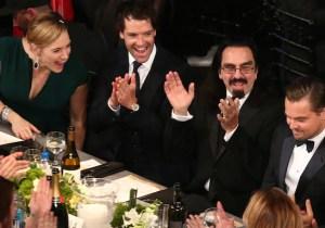 Kate Winslet Won't Boycott The Oscars Because Her Heart Still Goes On For Leonardo DiCaprio