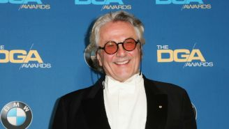 George Miller Explains Why His 'Justice League' Movie Fell Through