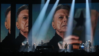 The First Episode Of David Bowie's 'Blackstar' Miniseries Is Now On Instagram