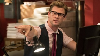 The Entire 'Ghostbusters' Cast Has A Crush On Chris Hemsworth